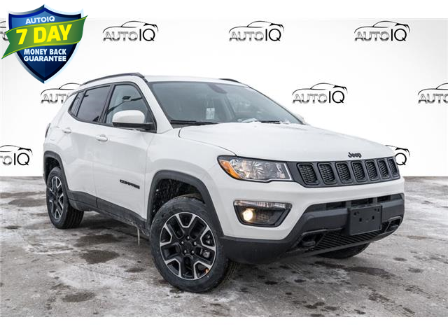 2021 Jeep Compass Sport (Stk: 34793) in Barrie - Image 1 of 18