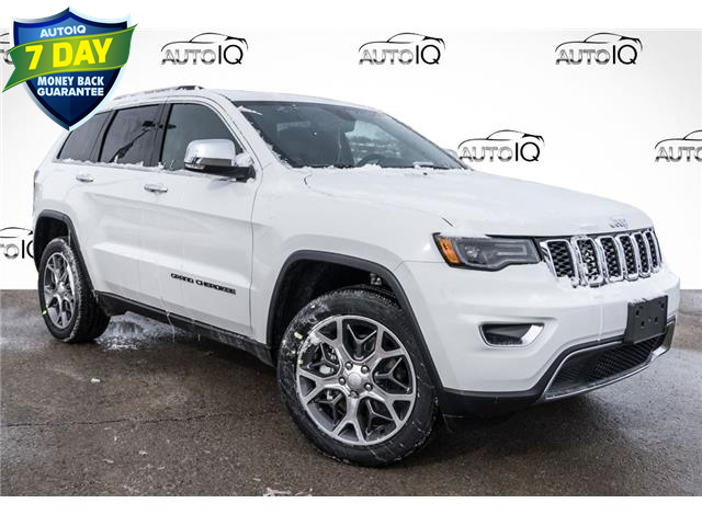 2021 Jeep Grand Cherokee Limited (Stk: 34834) in Barrie - Image 1 of 23