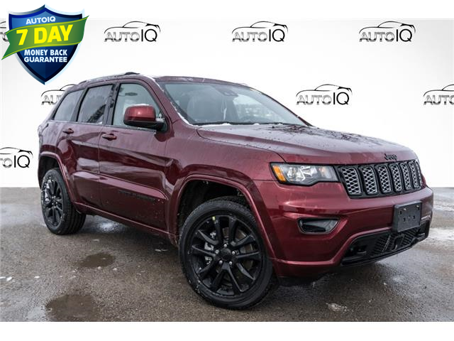 2021 Jeep Grand Cherokee Laredo (Stk: 34851) in Barrie - Image 1 of 25