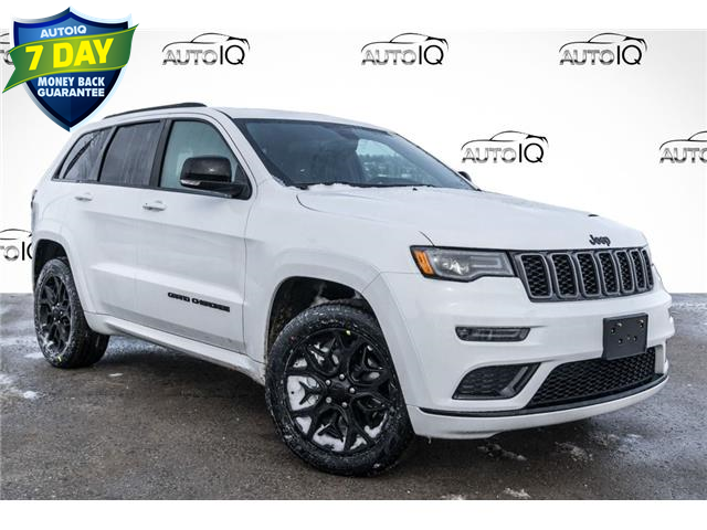 2021 Jeep Grand Cherokee Limited (Stk: 34882) in Barrie - Image 1 of 26