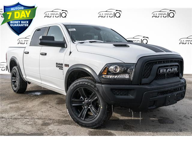 2021 RAM 1500 Classic SLT (Stk: 34764) in Barrie - Image 1 of 23