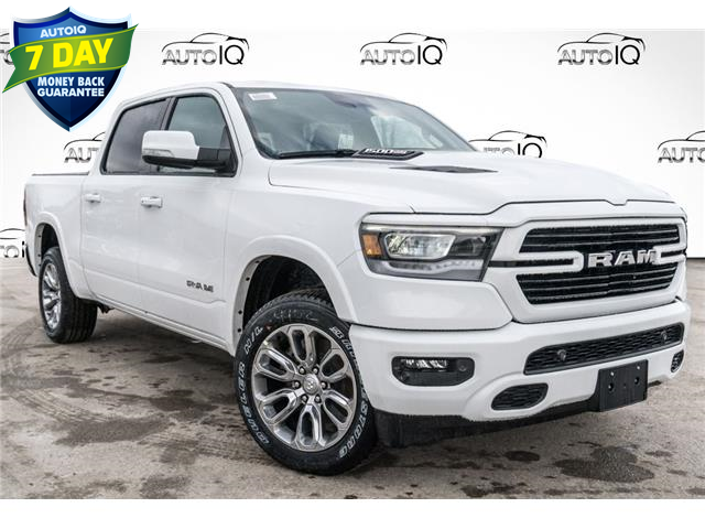 2021 RAM 1500 Laramie (Stk: 34781) in Barrie - Image 1 of 29