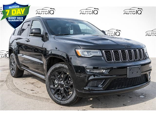 2021 Jeep Grand Cherokee Limited (Stk: 34925) in Barrie - Image 1 of 27