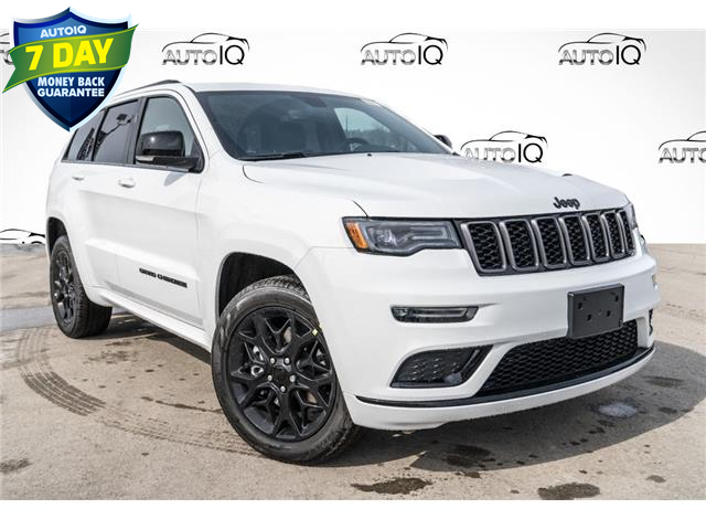2021 Jeep Grand Cherokee Limited (Stk: 34928) in Barrie - Image 1 of 25