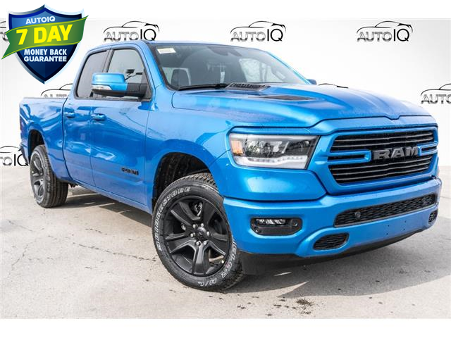 2021 RAM 1500 Sport (Stk: 34913) in Barrie - Image 1 of 26
