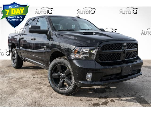 2021 RAM 1500 Classic Tradesman (Stk: 36074) in Barrie - Image 1 of 24