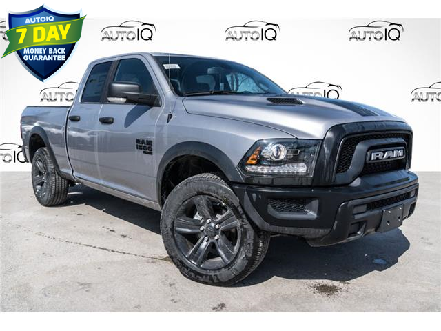 2021 RAM 1500 Classic SLT (Stk: 34818) in Barrie - Image 1 of 24
