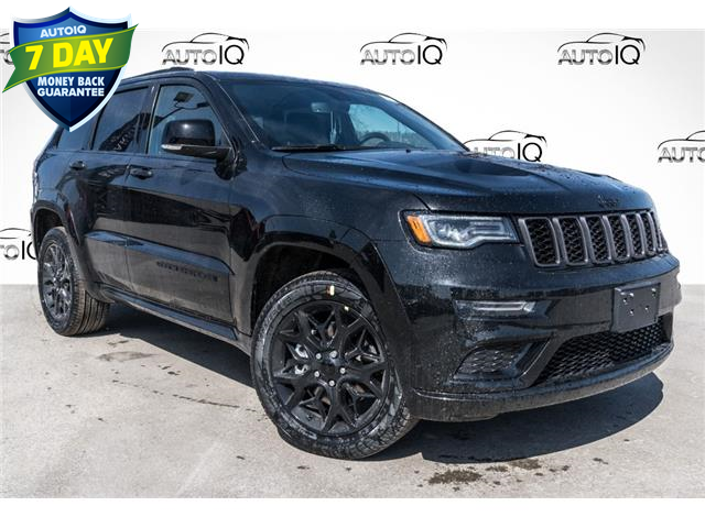 2021 Jeep Grand Cherokee Limited (Stk: 34940) in Barrie - Image 1 of 25
