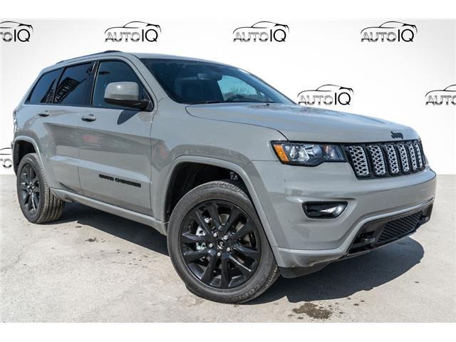 2021 Jeep Grand Cherokee Laredo (Stk: 34959) in Barrie - Image 1 of 23