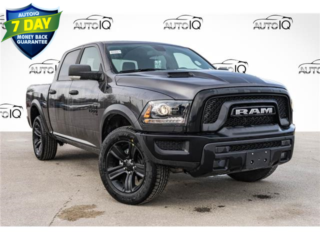 2021 RAM 1500 Classic SLT (Stk: 34858) in Barrie - Image 1 of 26