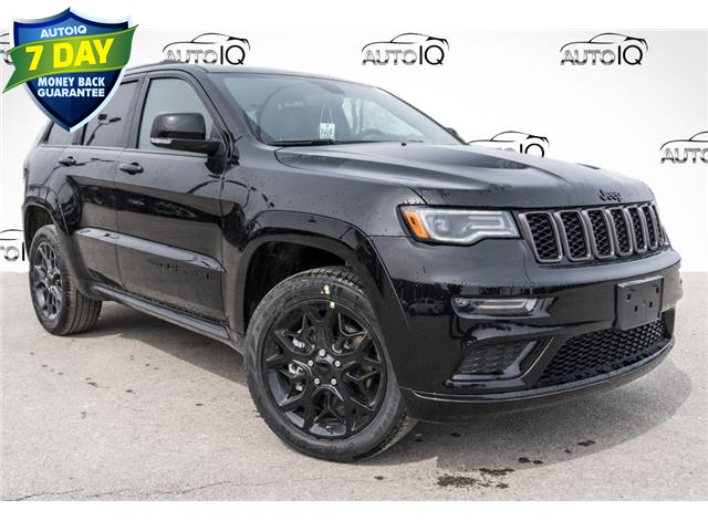 2021 Jeep Grand Cherokee Limited (Stk: 34978) in Barrie - Image 1 of 28