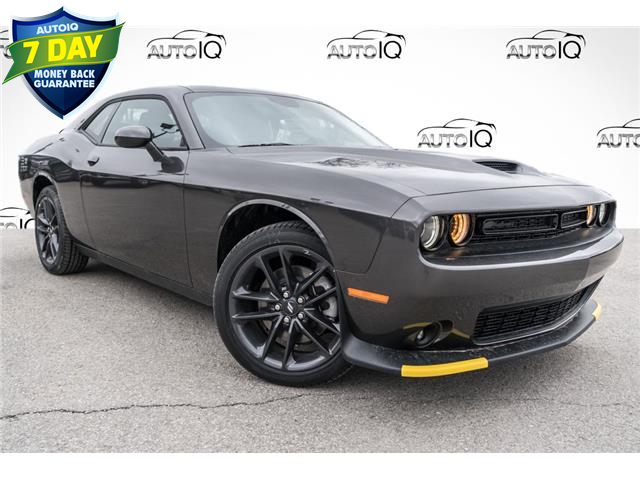 2021 Dodge Challenger GT (Stk: 35022) in Barrie - Image 1 of 18