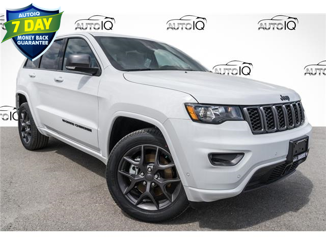2021 Jeep Grand Cherokee Limited (Stk: 35070) in Barrie - Image 1 of 26
