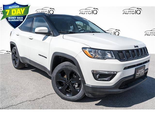 2021 Jeep Compass Altitude (Stk: 34806) in Barrie - Image 1 of 24