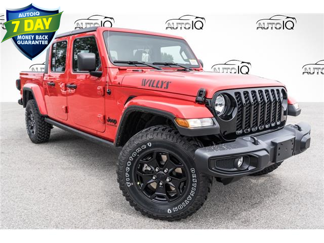 2021 Jeep Gladiator Sport S (Stk: 35187) in Barrie - Image 1 of 23