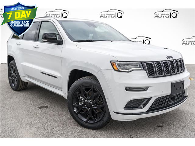 2021 Jeep Grand Cherokee Limited (Stk: 35171) in Barrie - Image 1 of 27