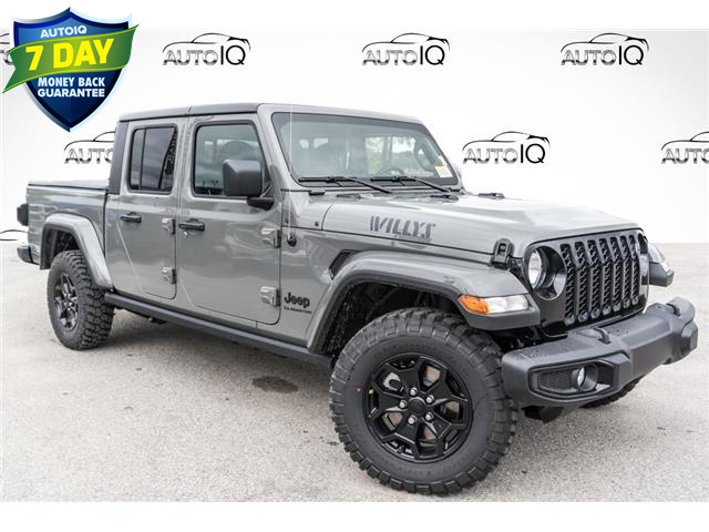 2021 Jeep Gladiator Sport S (Stk: 35450) in Barrie - Image 1 of 24