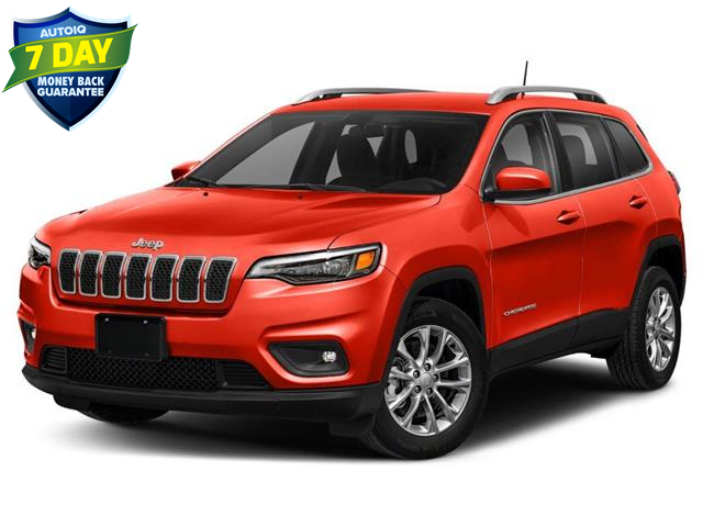 2021 Jeep Cherokee Altitude (Stk: 95971) in St. Thomas - Image 1 of 9