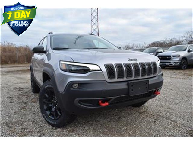 2020 Jeep Cherokee Trailhawk (Stk: 95719) in St. Thomas - Image 1 of 26