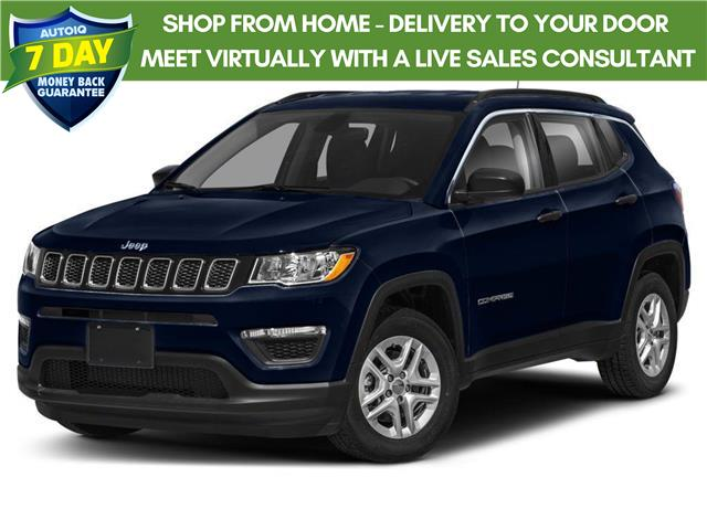 2021 Jeep Compass North (Stk: 95985) in St. Thomas - Image 1 of 9