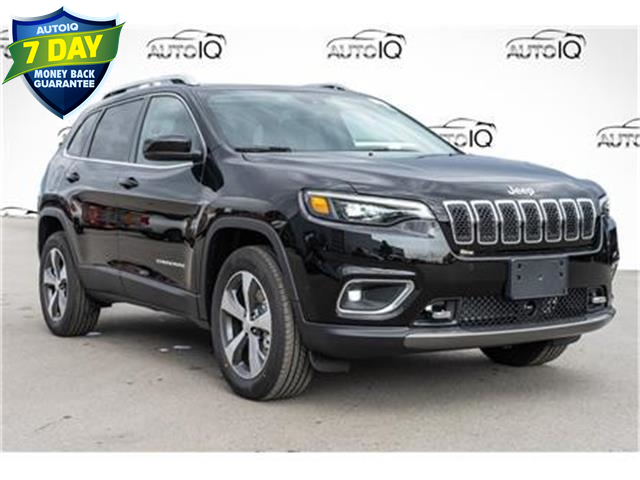 2021 Jeep Cherokee Limited (Stk: 95982) in St. Thomas - Image 1 of 29