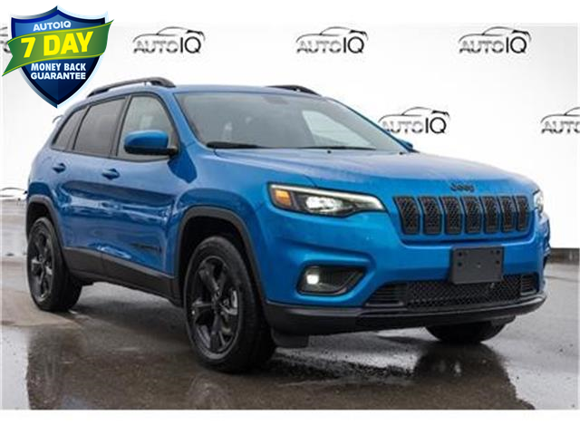 2021 Jeep Cherokee Altitude (Stk: 96066) in St. Thomas - Image 1 of 29