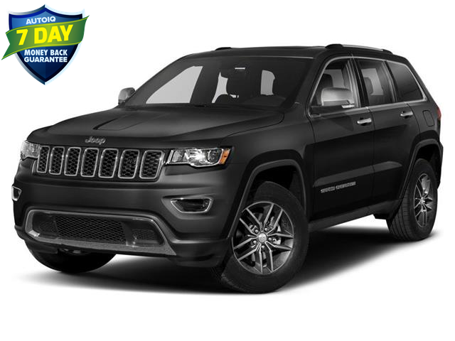 2021 Jeep Grand Cherokee Limited (Stk: 97051) in St. Thomas - Image 1 of 9