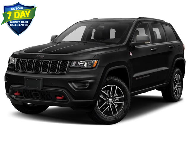 2021 Jeep Grand Cherokee Trailhawk (Stk: 97166) in St. Thomas - Image 1 of 9
