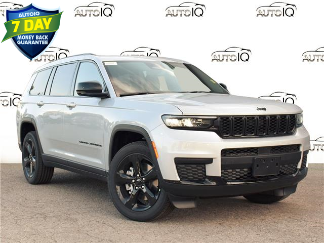 2021 Jeep Grand Cherokee L Laredo (Stk: 97729) in St. Thomas - Image 1 of 28