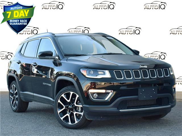 2021 Jeep Compass Limited (Stk: 96193) in St. Thomas - Image 1 of 27