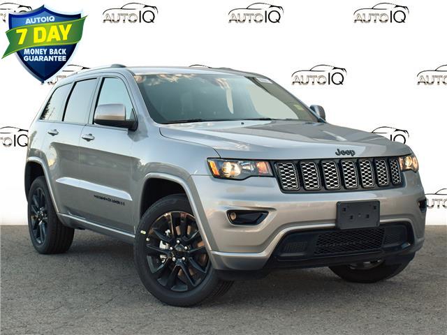 2021 Jeep Grand Cherokee Laredo (Stk: 97687) in St. Thomas - Image 1 of 29