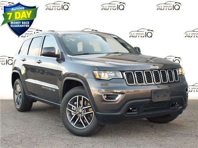 2021 Jeep Grand Cherokee Laredo (Stk: 97691) in St. Thomas - Image 1 of 29