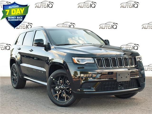 2021 Jeep Grand Cherokee Limited (Stk: 97723) in St. Thomas - Image 1 of 29