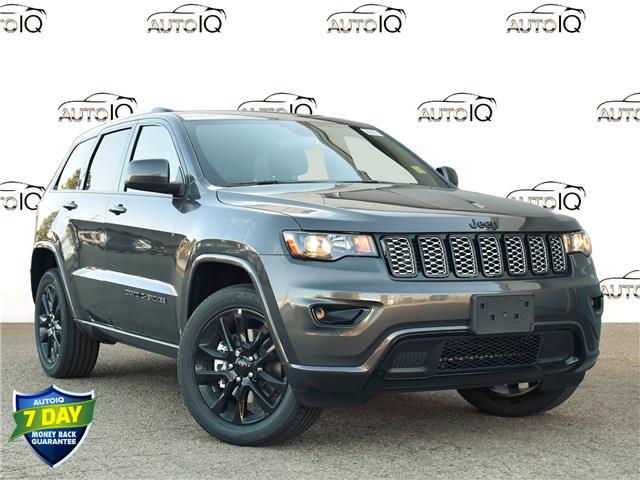 2021 Jeep Grand Cherokee Laredo (Stk: 97725) in St. Thomas - Image 1 of 26