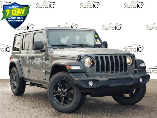 2021 Jeep Wrangler Unlimited Sport (Stk: 97851) in St. Thomas - Image 1 of 29