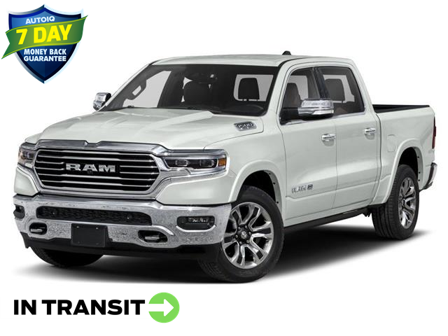 2021 RAM 1500 Limited Longhorn (Stk: 12) in St. Thomas - Image 1 of 9