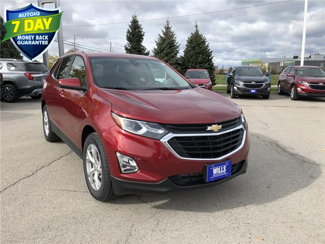 2021 Chevrolet Equinox LT (Stk: M053) in Grimsby - Image 1 of 14