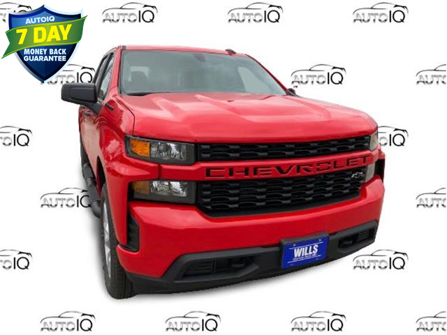 2021 Chevrolet Silverado 1500 Custom (Stk: M057) in Grimsby - Image 1 of 14