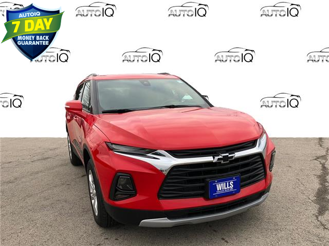 2021 Chevrolet Blazer LT (Stk: M056) in Grimsby - Image 1 of 15