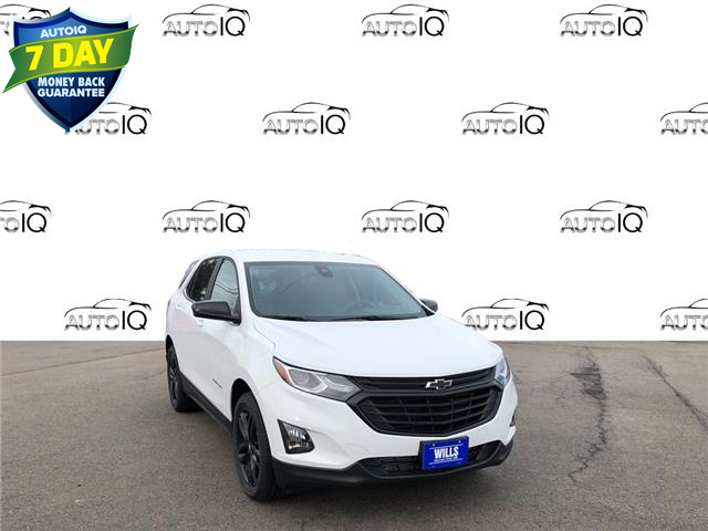 2021 Chevrolet Equinox LT (Stk: M115) in Grimsby - Image 1 of 16