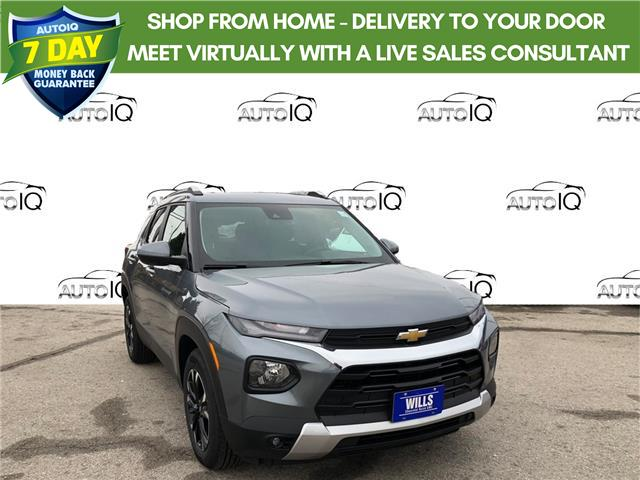 2021 Chevrolet TrailBlazer LT (Stk: M110) in Grimsby - Image 1 of 16