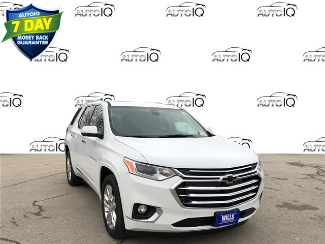 2021 Chevrolet Traverse High Country (Stk: M088) in Grimsby - Image 1 of 16