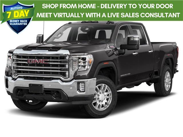 2021 GMC Sierra 2500HD Denali (Stk: M123) in Grimsby - Image 1 of 9