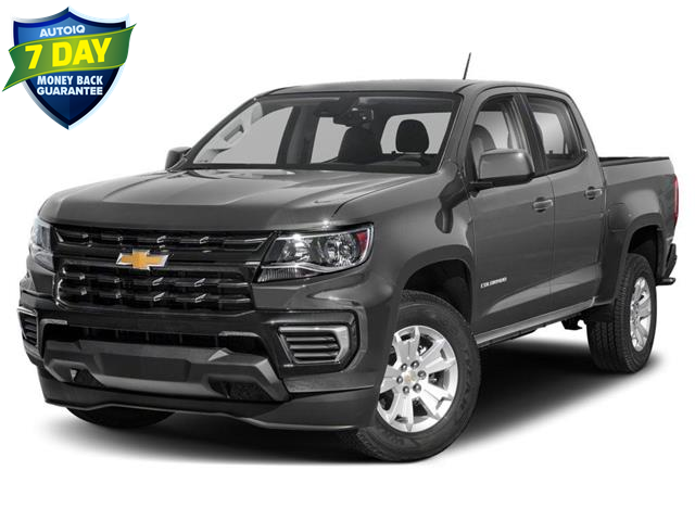 2021 Chevrolet Colorado LT (Stk: ZHJFF5) in Grimsby - Image 1 of 9