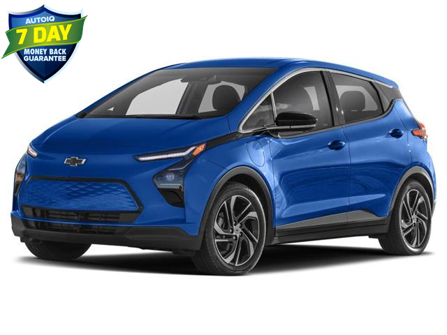 2022 Chevrolet Bolt EV 1LT (Stk: ZPMCCJ) in Grimsby - Image 1 of 3