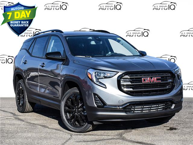 2021 GMC Terrain SLE (Stk: 21G86) in Tillsonburg - Image 1 of 27