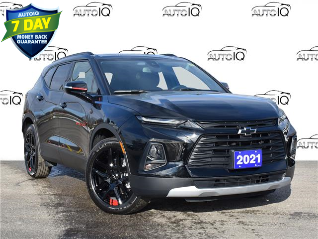 2021 Chevrolet Blazer LT (Stk: 21C114) in Tillsonburg - Image 1 of 26