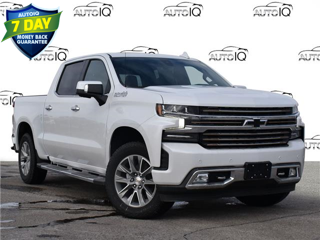 2021 Chevrolet Silverado 1500 High Country (Stk: 21C132) in Tillsonburg - Image 1 of 30