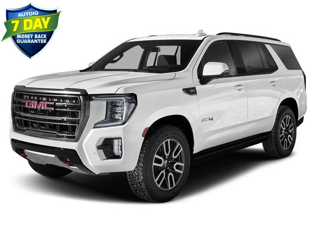 2021 GMC Yukon AT4 (Stk: 21GX) in Tillsonburg - Image 1 of 3