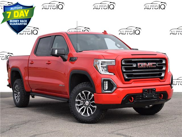 2021 GMC Sierra 1500 AT4 (Stk: 21G157) in Tillsonburg - Image 1 of 28